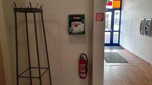 AED-Gerät