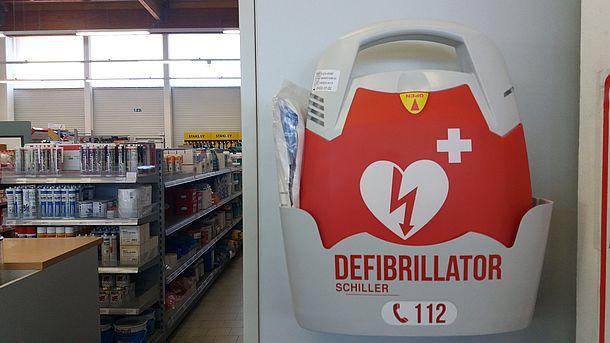 AED-Standort